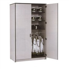 Harmony 6 Medium and 1 Large Compartment Instrument Storage Cabinet