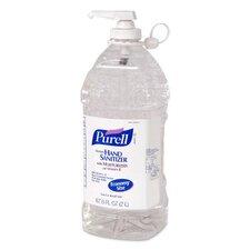 Purell® Instant Hand Sanitizers - 2 liter pump bottle of purell instant hand sanitizer
