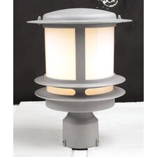 Tusk 1 Light Outdoor Post Lantern