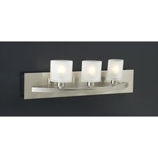 Wyndham 3 Light Vanity Light