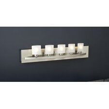 Wyndham 5 Light Vanity Light