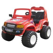 Off Roader 12V Battery Powered Jeep
