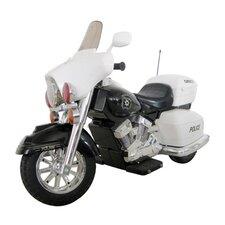 Police Patrol 12V Battery Powered Motorbike