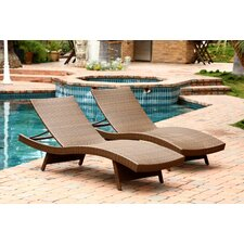 Palermo Chaise Lounge (Set of 2)