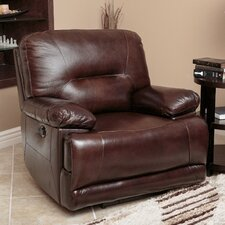 Brownstone Leather Power Recliner