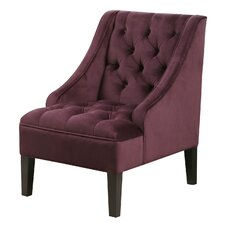 Amelia Tufted Arm Chair