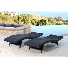 Redondo Chaise Lounge (Set of 2)