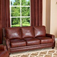 Bel Air Leather Sofa
