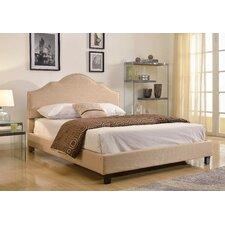 Sophie Upholstered Platform Bed