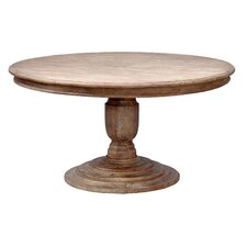 Jackie Round Pedestal 5 ft Dining Table