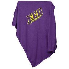 NCAA East Carolina University Sweatshirt Blanket