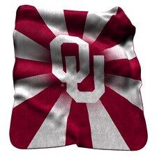 NCAA Oklahoma Raschel Throw