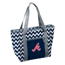30 Can  MLB Chevron Tote Cooler