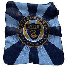 MLS Philadelphia Union Raschel Throw