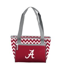 16 Can NCAA Chevron Tote Cooler