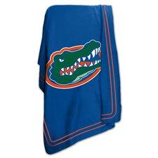 NCAA University of Florida Classic Fleece Throw