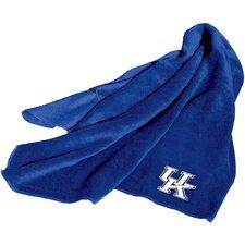 NCAA Kentucky Fleece Throw