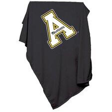 NCAA Appalachian State Sweatshirt Blanket