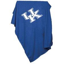 NCAA Kentucky Sweatshirt Blanket