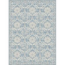 Ambiance Light Blue Area Rug