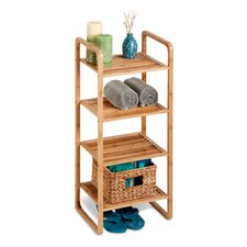 "14.63"" W x 36.42"" H Bathroom Shelf"
