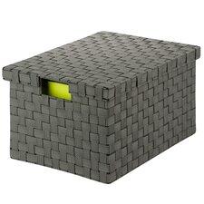 Large Woven File Box