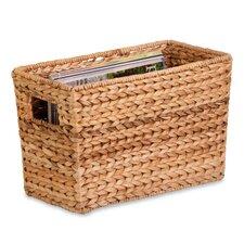 Natural Magazine Basket