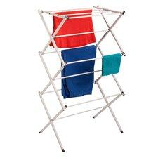 Compact Folding Drying Rack