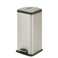 7.9-Gal Square Trash Can
