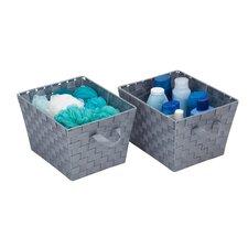 Woven Basket (Set of 2)