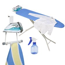 3 Piece Ironing Set in Blue