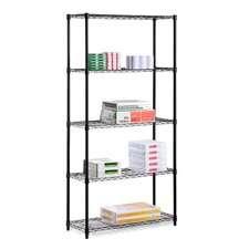 "Urban 72"" H 5 Shelf Shelving Unit"