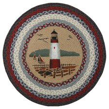 Lighthouse Printed Area Rug