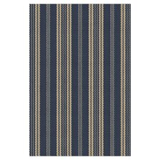 Woven Otis Navy Indoor/Outdoor Area Rug