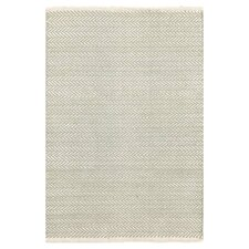Herringbone Sage Green Geometric Area Rug