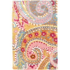 Lyric Paisley Area Rug