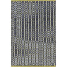 Fair Isle Blue Geometric Area Rug