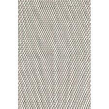 Two Tone Rope Light Gray Indoor/Outdoor Area Rug