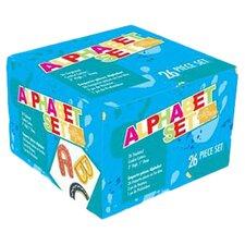 "26-Piece 3"" Alphabet Cookie Cutter Set"