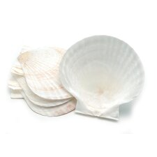 Nantucket Seafood Baking Shell (Set of 4)