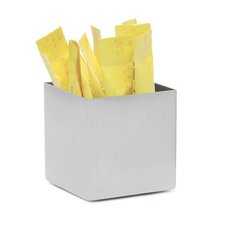 7 oz Stainless Steel Sugar Caddy Holder (Set of 2)