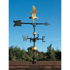 Full Bodied Eagle Weathervane