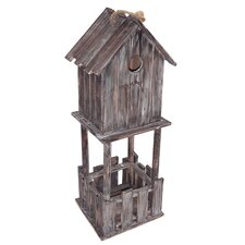 Decorative Hanging Birdhouse