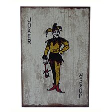 Joker Painting Print