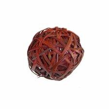 Fern Decorative Ball (Set of 2)