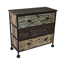Arlington 3 Drawer Dresser