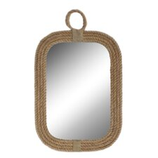 Nautical Rope Wall Mirror