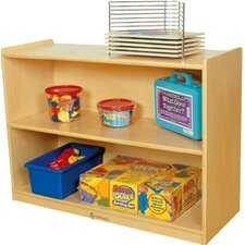 "Deep Shelf 26"" Bookcase"
