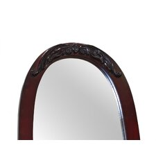 Windsor Oval Cheval Mirror