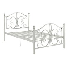 Bombay Metal Panel Bed